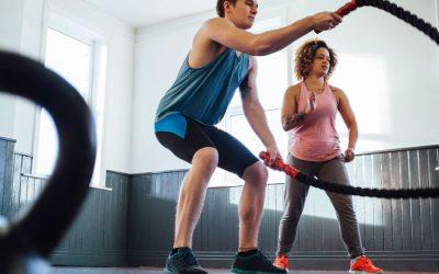 Pós Treinamento de Força e Personal Training