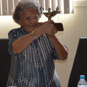 Missa de sétimo dia – Reitora Maria José Bezerra de Araújo